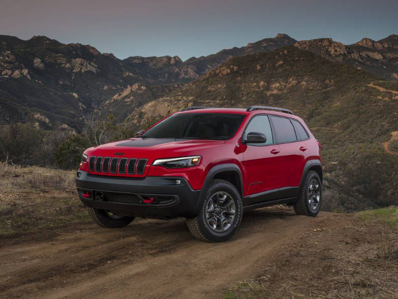 10 Jeep Cherokee Competitors to Consider