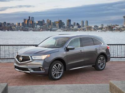 Lexus Rx Vs Acura Mdx >> 2018 Acura Mdx Vs 2018 Lexus Rx Which Is Best Autobytel Com