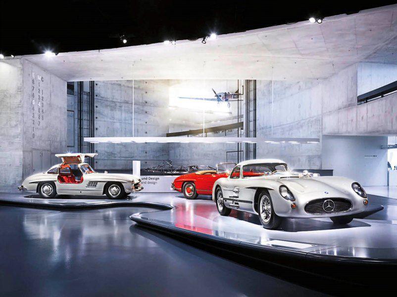 f87c3d17fb Mercedes-Benz Museum Stuttgart Tour Review