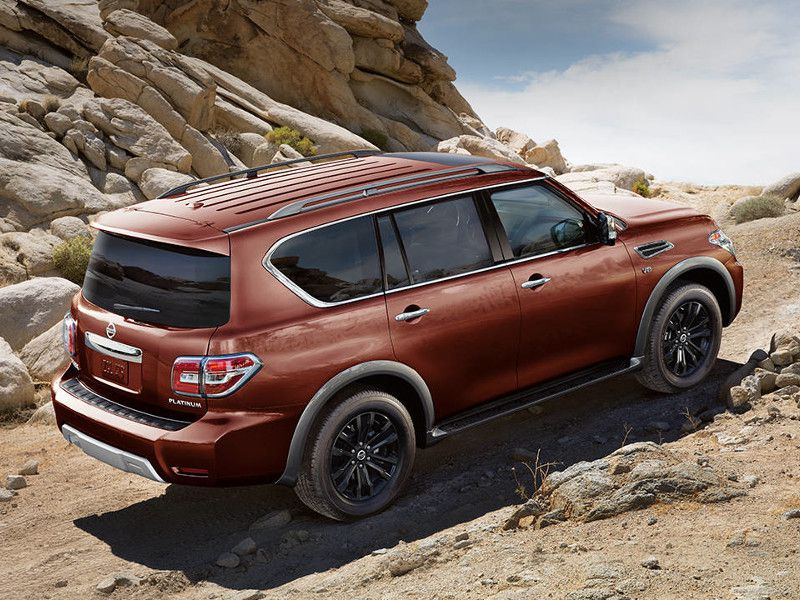 2018 Nissan Armada Road Test And Review