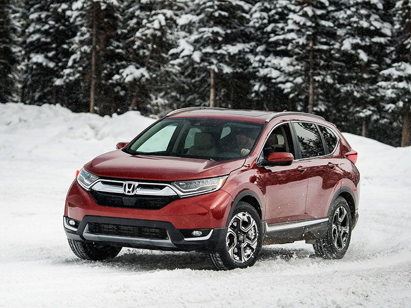 Top 10 All Wheel Drive Suvs For Winter