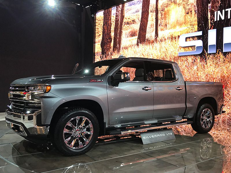 2018 Chicago Auto Show New SUVs and Trucks Photo Gallery ...