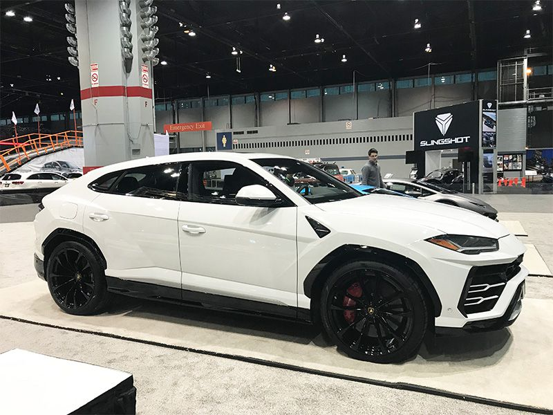 Subaru Diesel Usa >> Highlights from the 2018 Chicago Auto Show | Autobytel.com