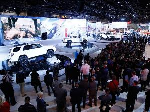 2018 Chicago Auto Show New SUVs and Trucks Photo Gallery