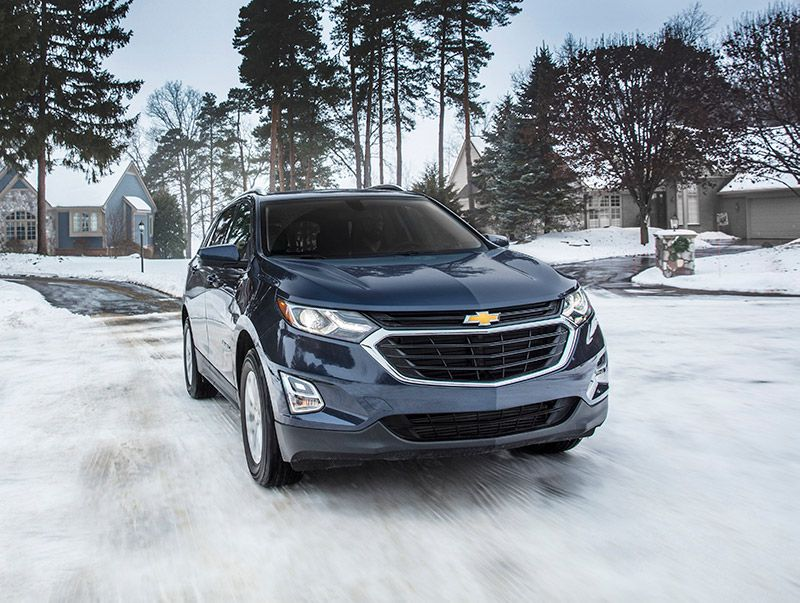 How Much Is Equinox Per Month >> 2018 Chevrolet Equinox Diesel Road Test and Review | Autobytel.com