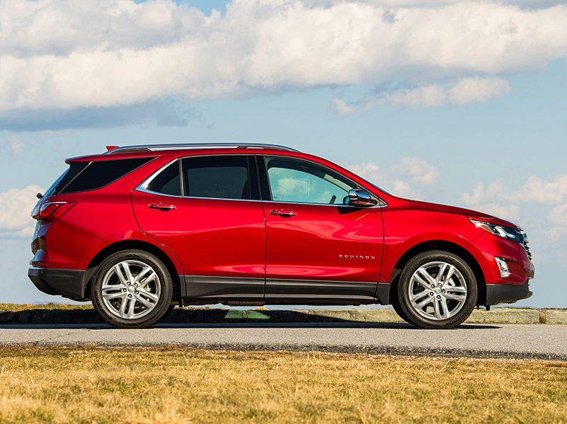 2018 chevrolet equinox diesel road test and review. Black Bedroom Furniture Sets. Home Design Ideas