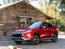 2018 Mitsubishi Eclipse Cross exterior hero