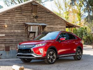 2018 Mitsubishi Eclipse Cross Road Test and Review