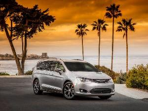 2017 Chrysler Pacifica Test Drive