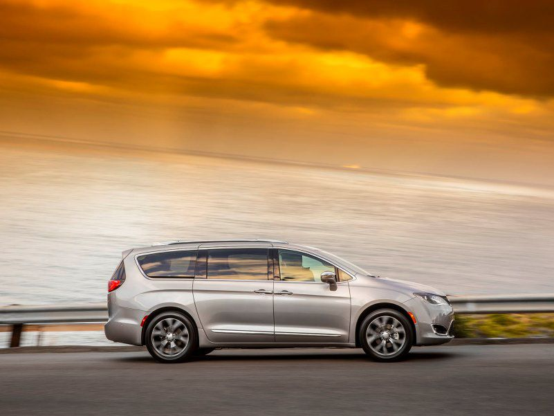 The Best Used Minivans under $20,000
