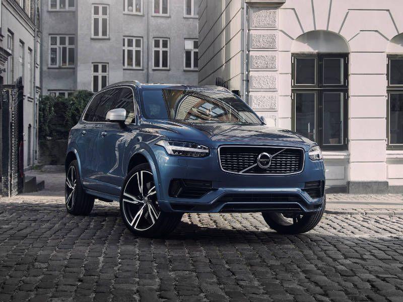 2018 XC90 Volvo