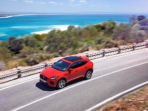 10 Things You Need to Know About the 2018 Jaguar E-PACE