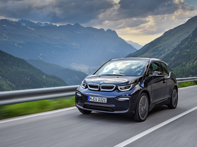 2018 Bmw I3 Upscale Cars That Qualify For The Federal Tax Credit