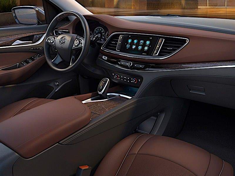 2018 Buick Enclave vs 2018 GMC Acadia: Which is Best ...