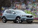 2019 Volvo XC40 exterior hero by Ron Sessions
