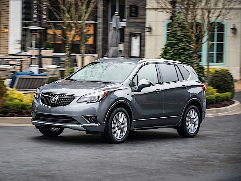 2019 Buick Envision Road Test and Review