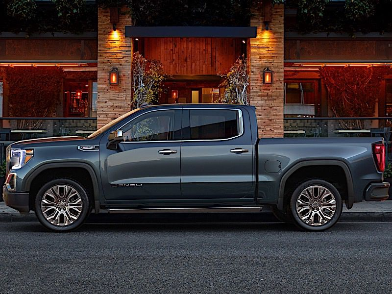 10 Things You Need to Know About the 2019 GMC Sierra ...
