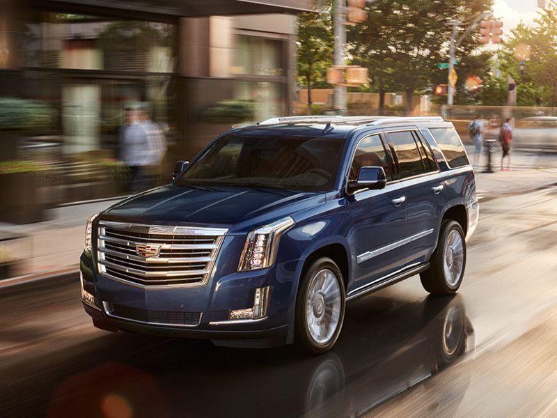2018 Cadillac Escalade 8 300 Lb Tow Capacity