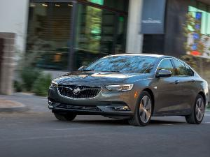 2018 Buick Regal Sportback Road Test and Review