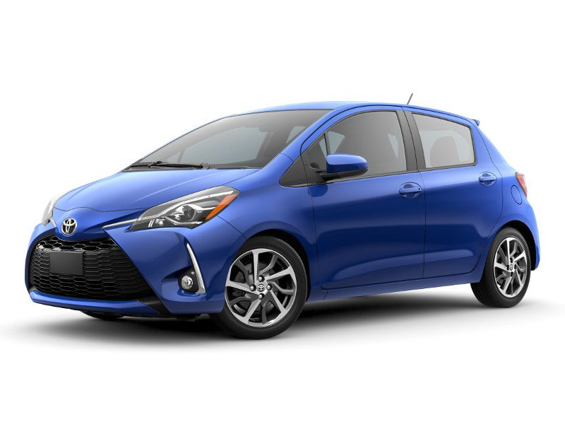 2018 toyota yaris road test and review. Black Bedroom Furniture Sets. Home Design Ideas