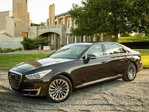 2019 Genesis G90 Road Test and Review
