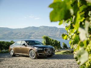 10 Things You Need to Know About the 2018 Genesis G90