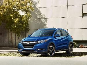 10 Honda HR-V Competitors