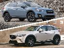 2018 Subaru Crosstrek vs 2018 Mazda CX 3