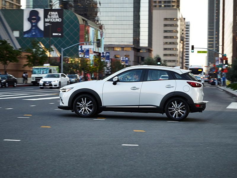 2018 Subaru Crosstrek Vs Mazda Cx 3 >> 2018 Mazda CX-3 vs. 2018 Subaru Crosstrek: Which Is For You? | Autobytel.com