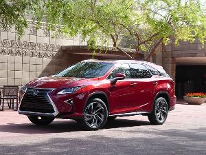 10 Things You Need to Know About the 2018 Lexus RX-L