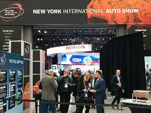 Highlights from the 2018 New York Auto Show