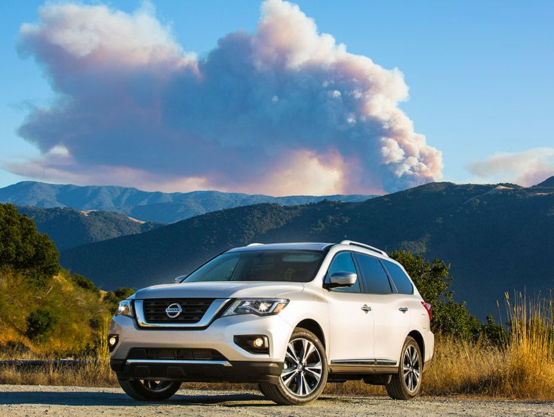 2018 Nissan Pathfinder Road Test And Review
