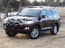 2018 Toyota Land Cruiser exterior by Ron Sessions