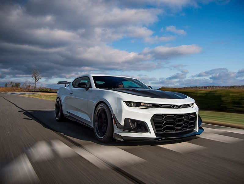 10 best-looking muscle cars for 2018 | autobytel