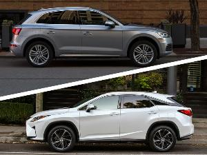 2018 Audi Q5 vs. 2018 Lexus RX: Which Is Best?