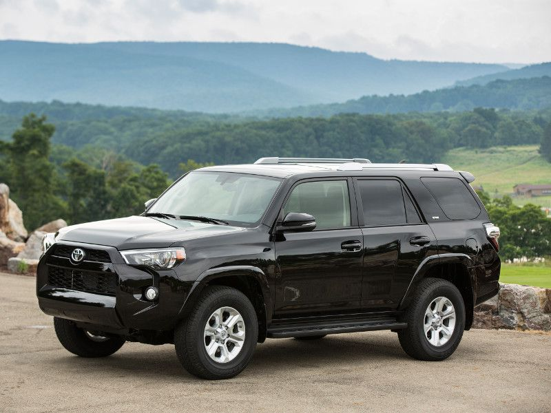 About The 2018 Toyota 4runner