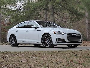 2018 Audi S5 Sportback Road Test and Review