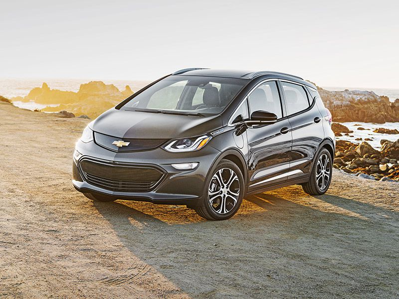 10 Best Electric Cars To In 2018 Photo Credit Chevrolet