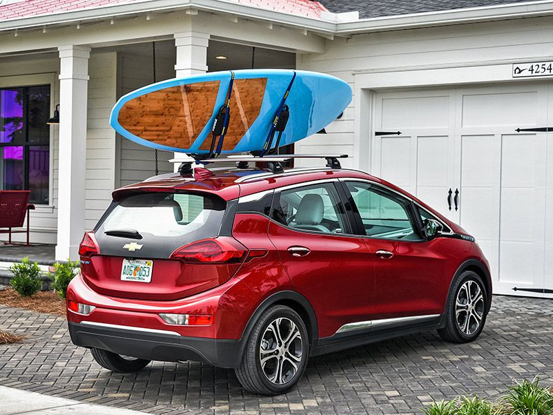 2018 Chevrolet Bolt Vs 2018 Nissan Leaf Which Is Best