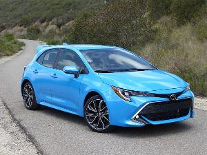 2019 Toyota Corolla Hatchback Road Test and Review