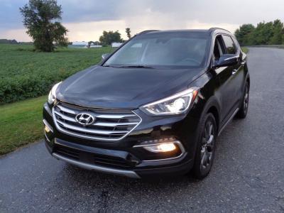 2018 Hyundai Santa Fe Sport Road Test