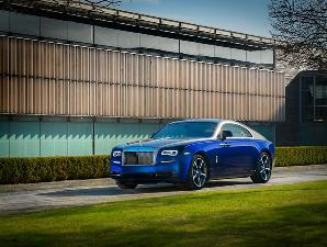 10 Crazy Luxury Features in the $400K 2018 Rolls-Royce Wraith