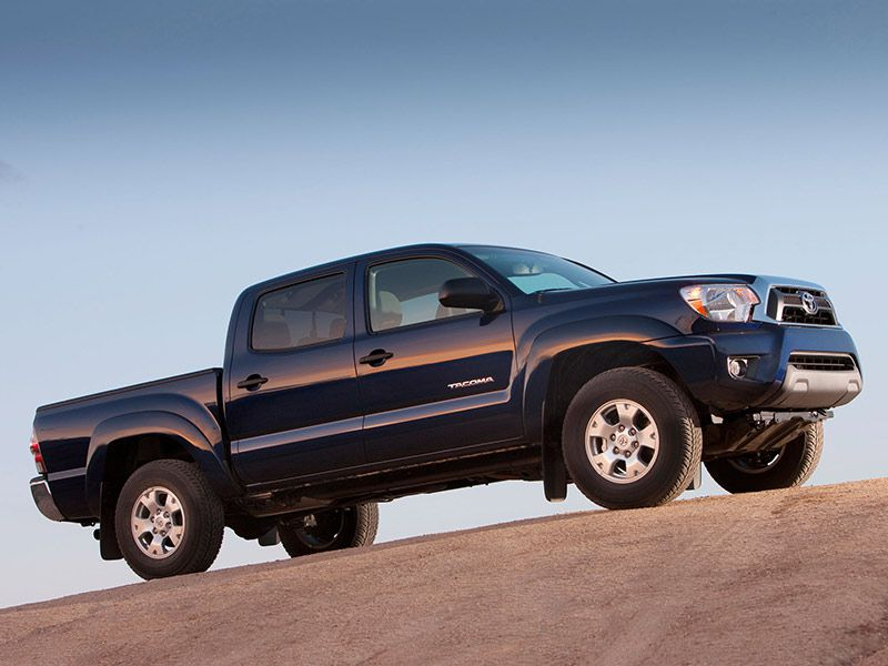 10 Best Used Trucks Under $25,000 for 2018