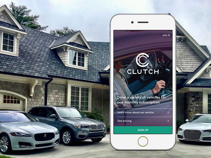 5 Things You Need to Know About the Clutch Car Subscription Program