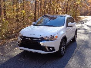 2018 Mitsubishi Outlander Sport Road Test and Review