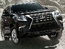 2018 Lexus GX 460 black off road