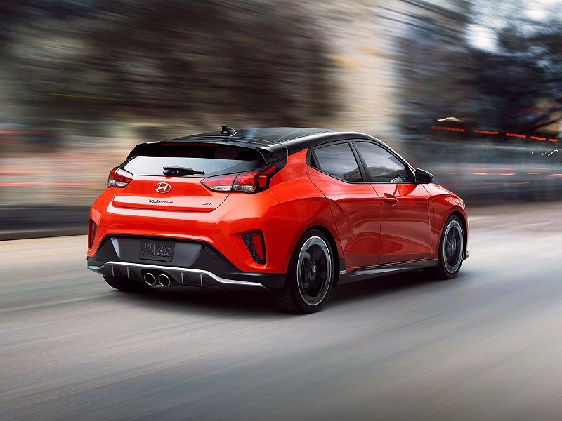 2019 hyundai veloster road test and review. Black Bedroom Furniture Sets. Home Design Ideas
