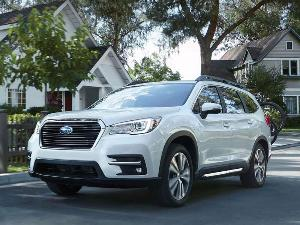 2019 Subaru Ascent Road Test and Review