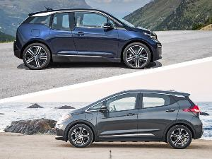 2018 Chevrolet Bolt vs. 2018 BMW i3: Which Is Best?