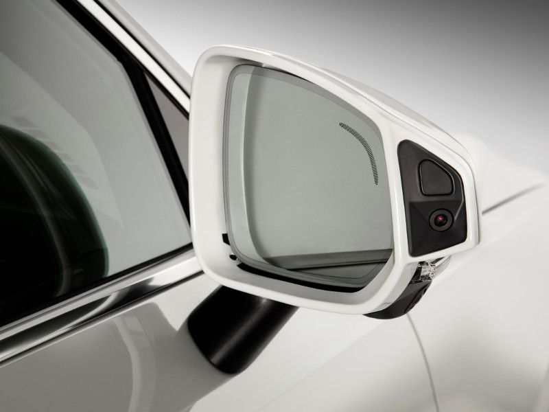 10 top suvs with blind spot detection. Black Bedroom Furniture Sets. Home Design Ideas